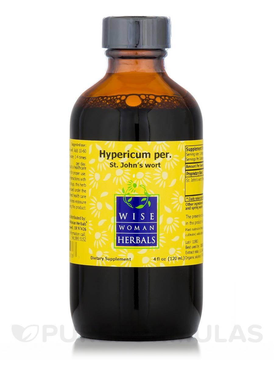 Hypericum (St.John's Wort) - 4 fl. oz (120 ml)