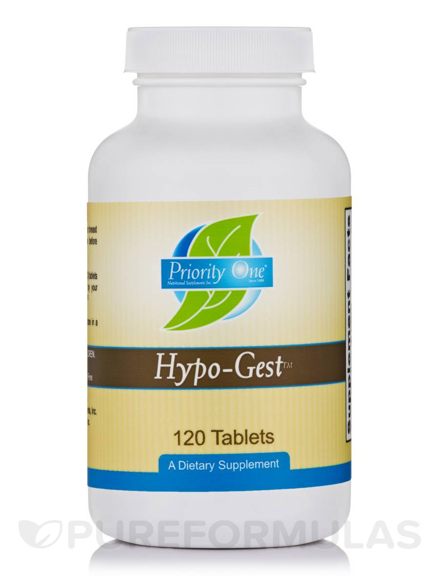 Hypo-Gest - 120 Tablets
