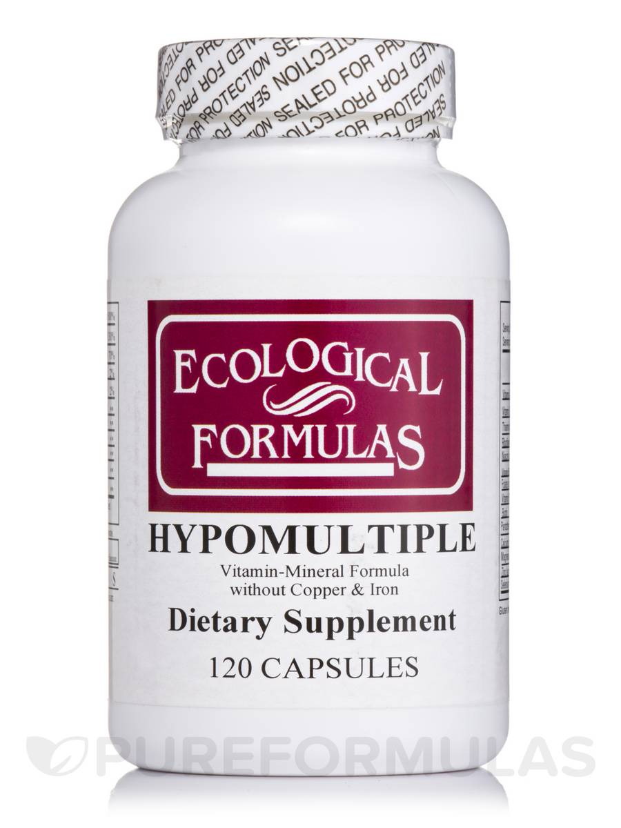 Hypomultiple - 120 Capsules
