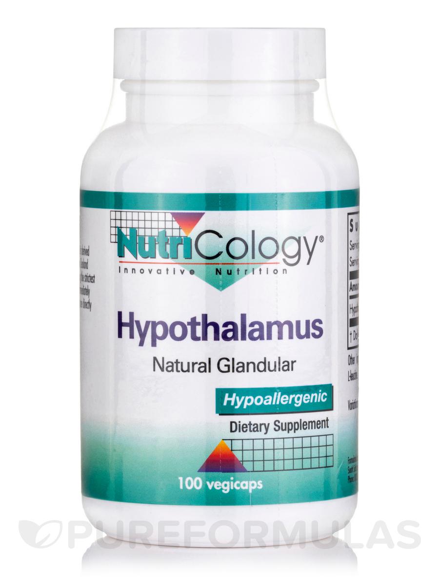 Hypothalamus - 100 Vegicaps