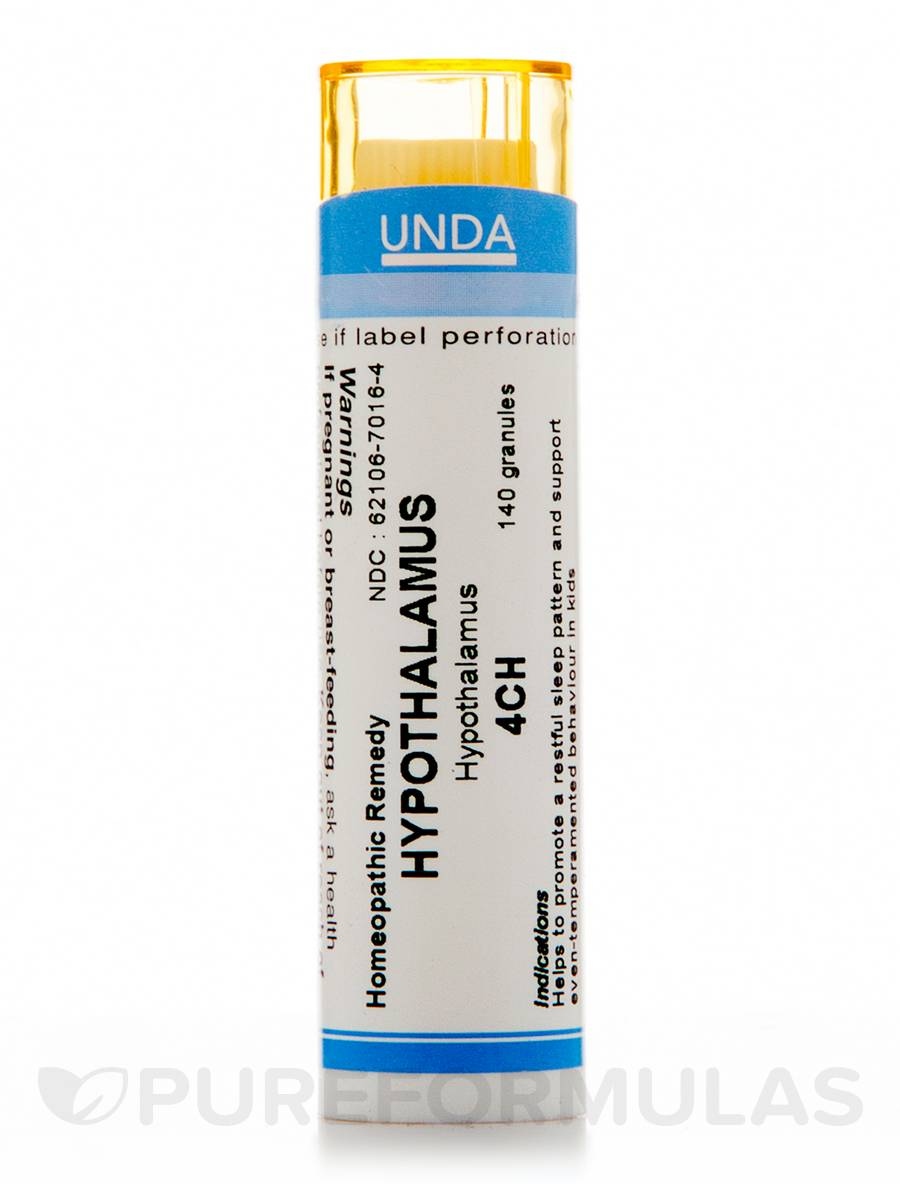 Hypothalamus 4CH - 140 Granules (5.5g)