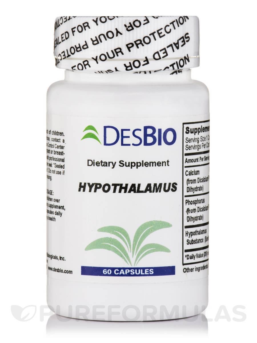 Hypothalamus - 60 Capsules