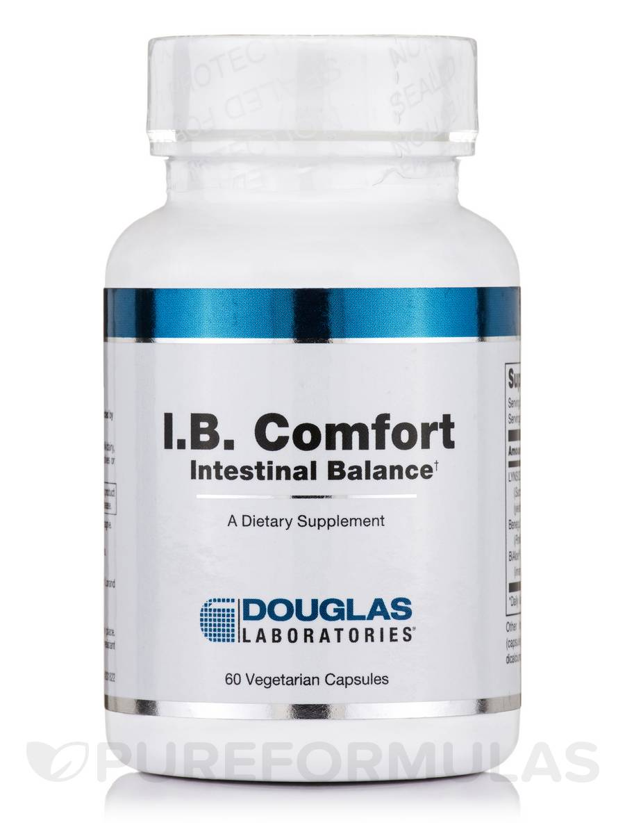 I.B. Comfort - 60 Vegetarian Capsules