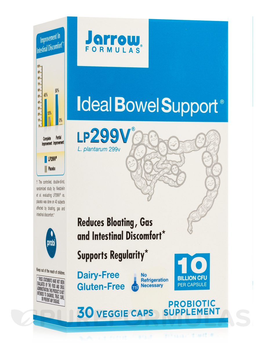 Ideal Bowel Support - 30 Capsules