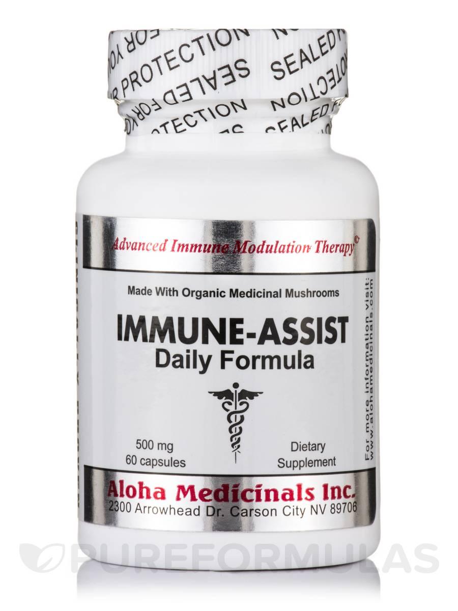 Immune-Assist 500 mg - 60 Capsules