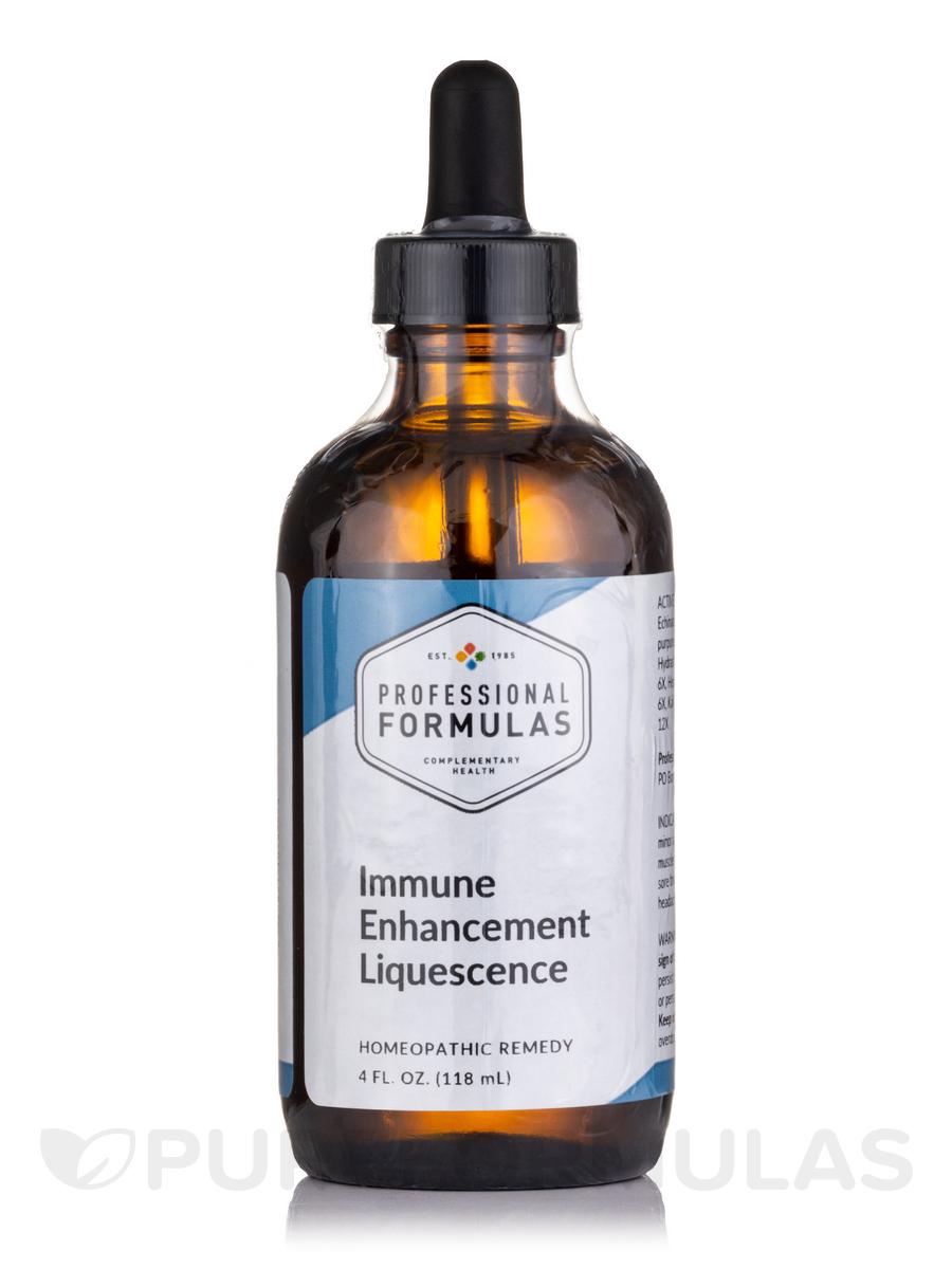 Immune Enhancement Liquescence - 4 fl. oz (120 ml)