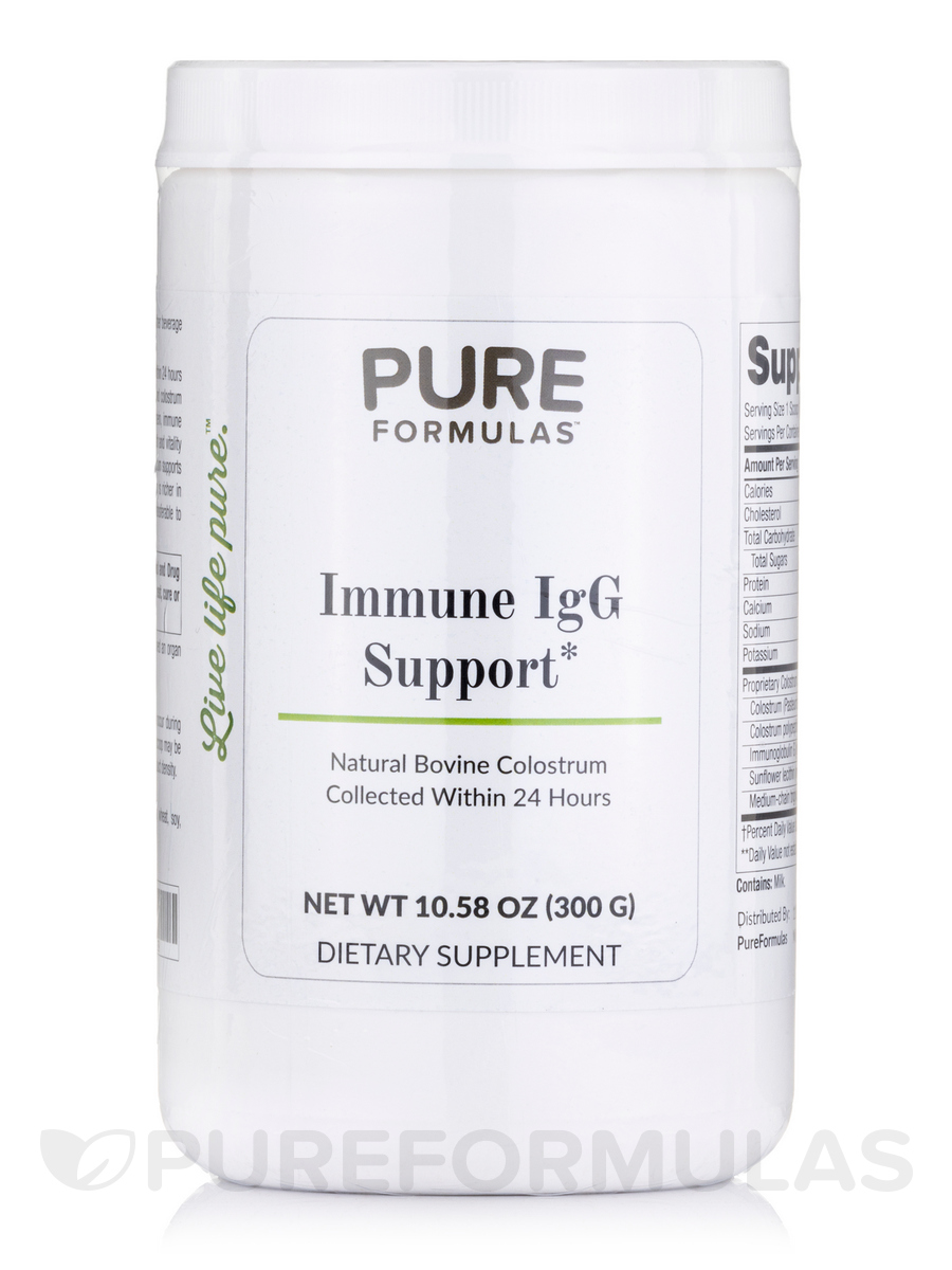Immune IgG Support - 30 Servings (300 Grams)