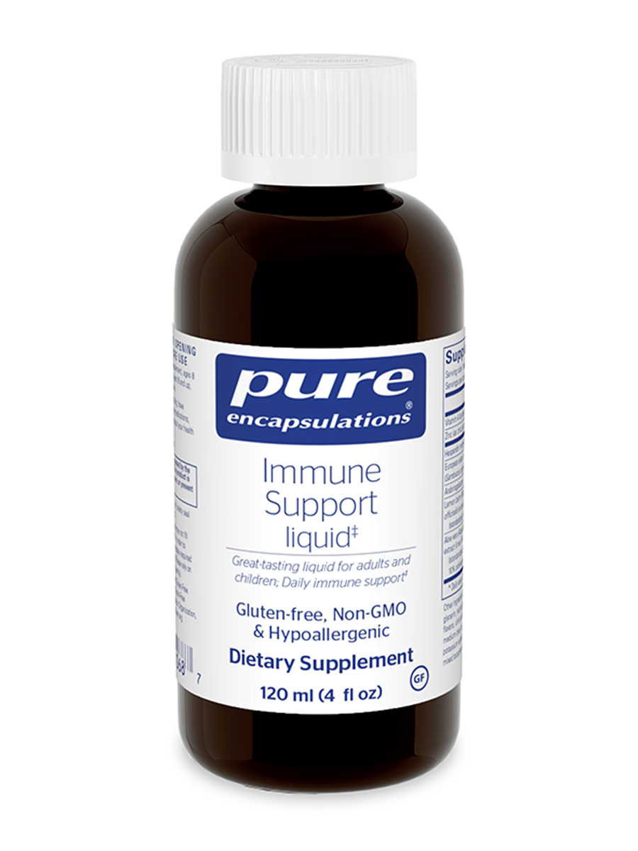Immune Support Liquid - 4 fl. oz (120 ml)