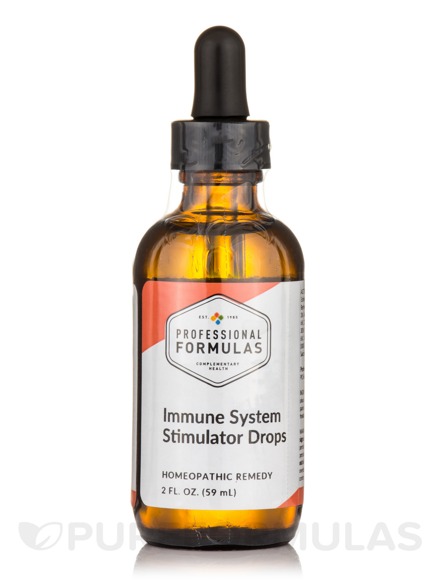 Immune System Stimulator Drops - 2 fl. oz (59 ml)