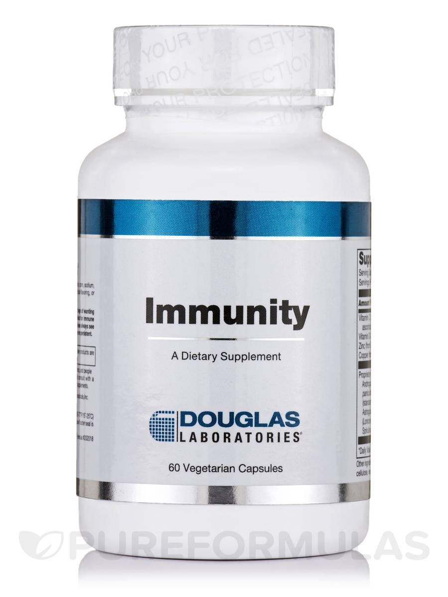 Immunity - 60 Vegetarian Capsules