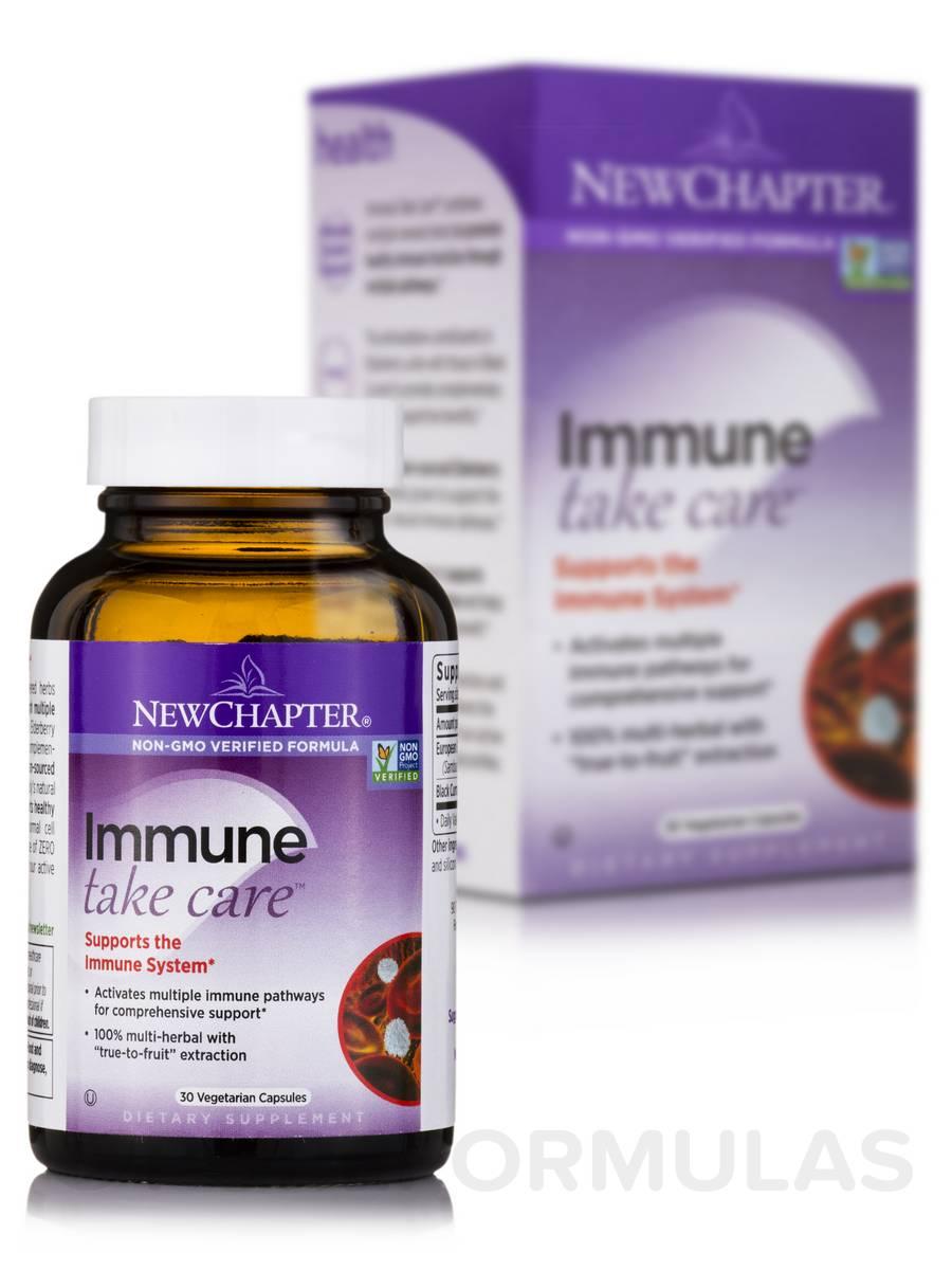 Immunity Take Care - 30 Vegetarian Capsules