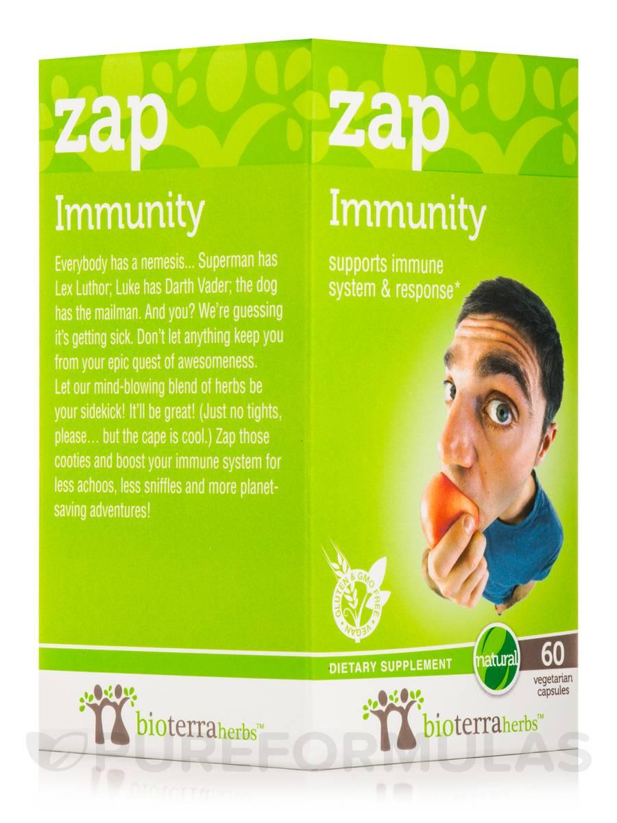 Immunity... zap - 60 Vegetarian Capsules