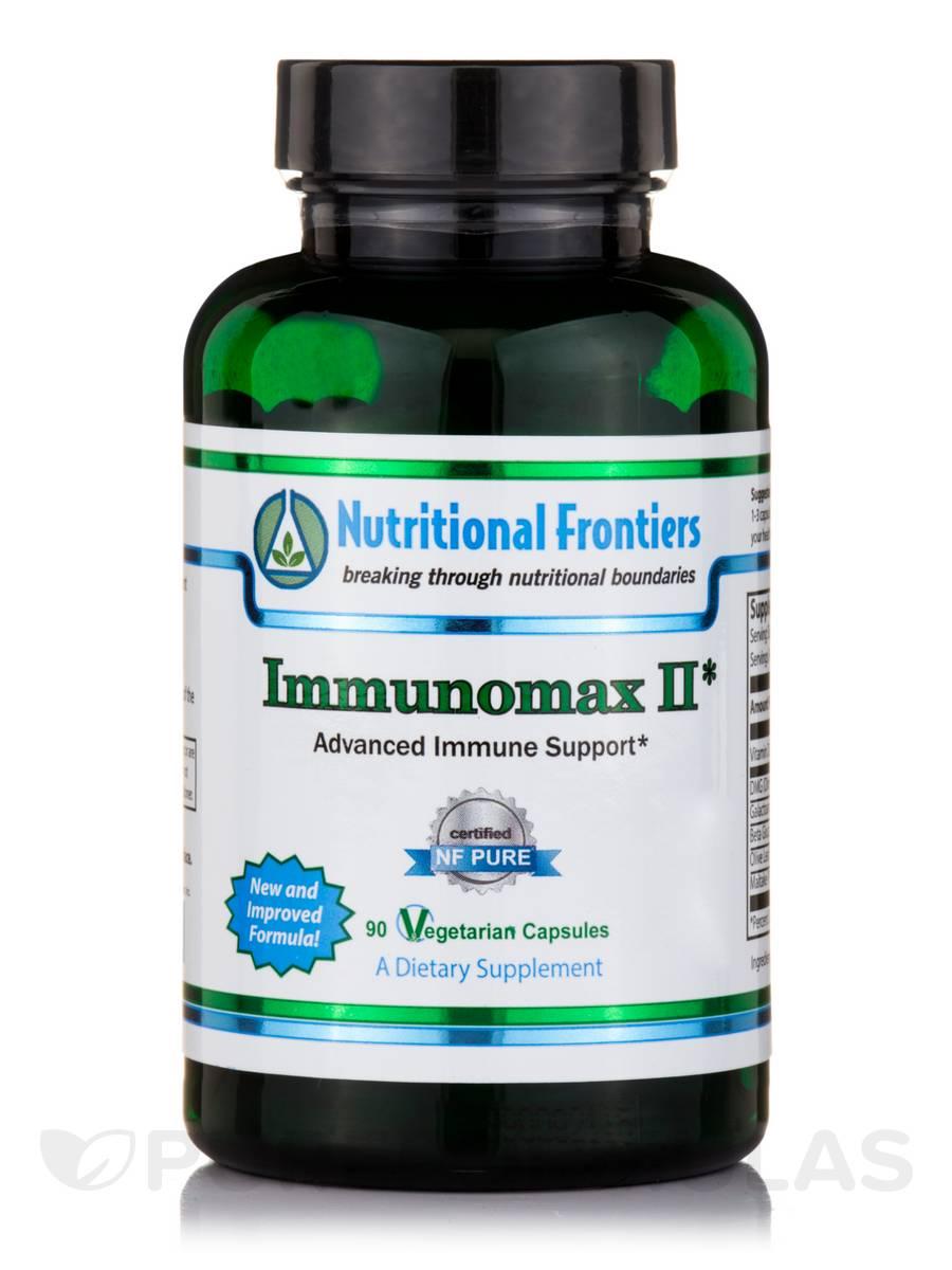 Immunomax II - 90 Vegetarian Capsules