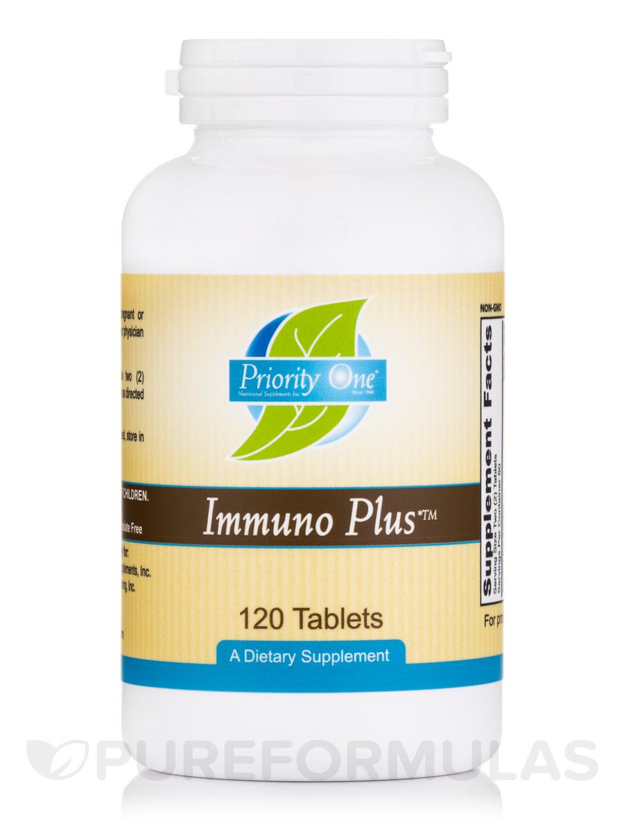 Immuno Plus - 120 Tablets