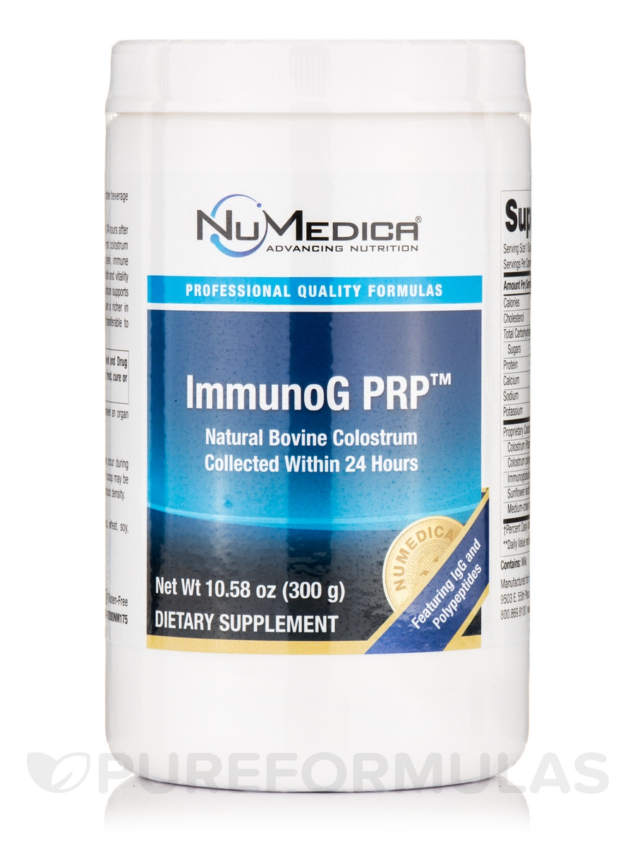ImmunoG PRP™ - 30 Servings (300 Grams)