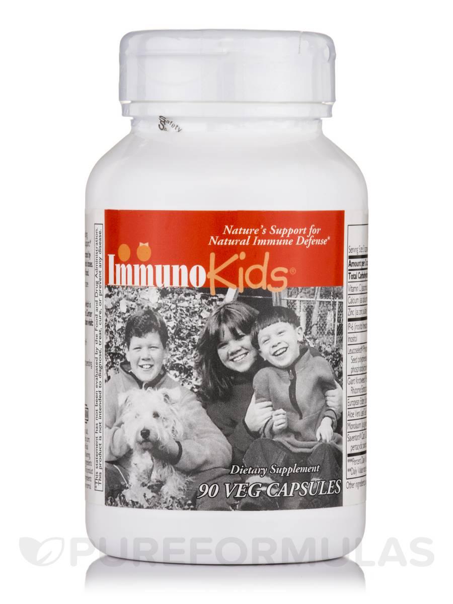 ImmunoKids - 90 Vegetarian Capsules