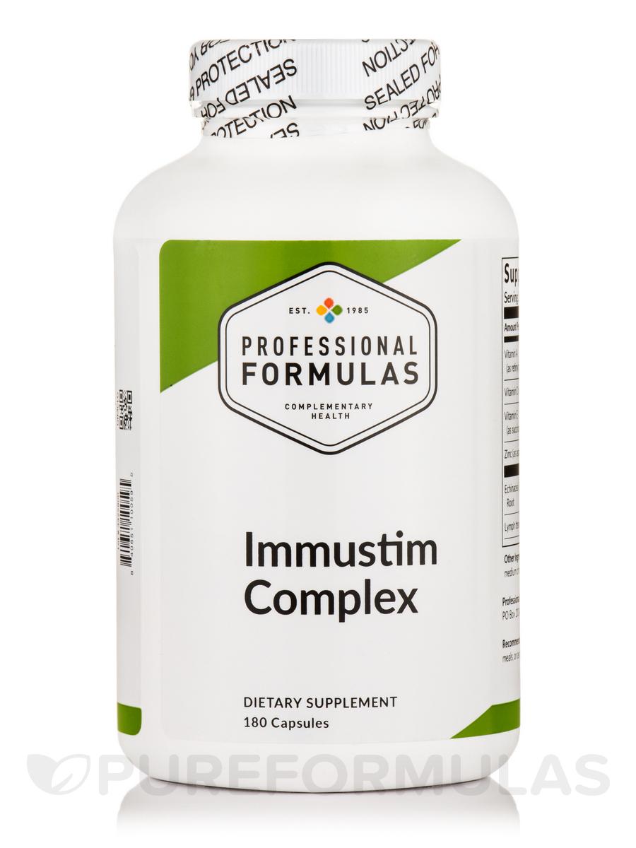 Immustim Complex - 180 Capsules