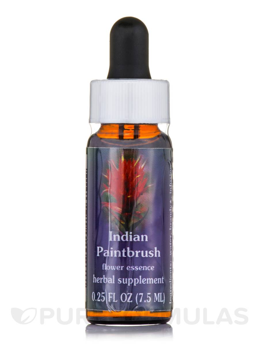 Indian Paintbrush Dropper - 0.25 fl. oz (7.5 ml)