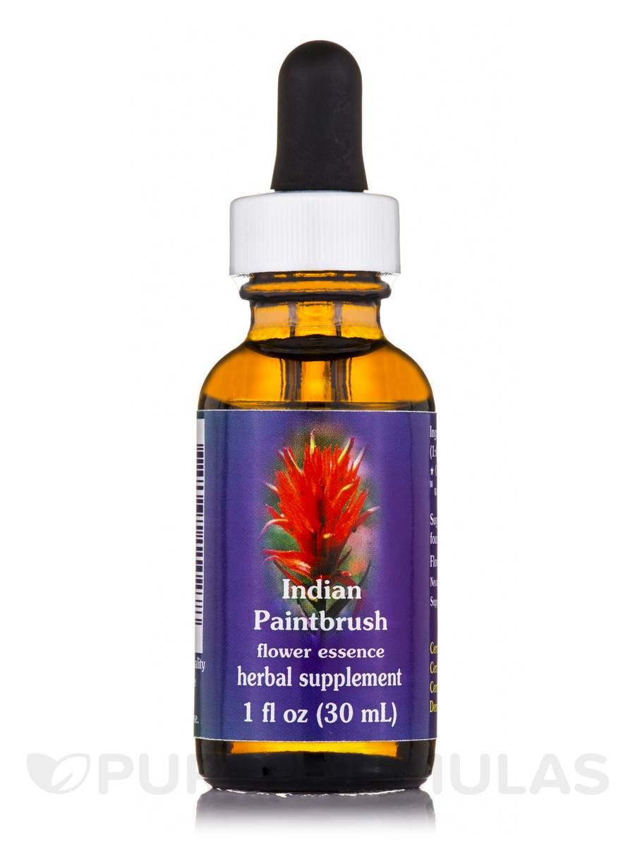 Indian Paintbrush Dropper - 1 fl. oz (30 ml)