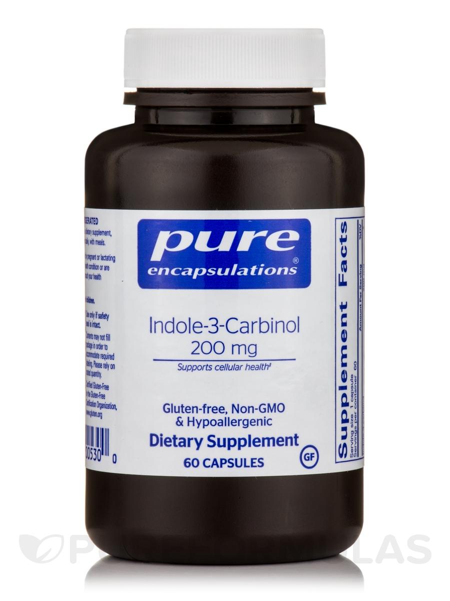 Indole-3-Carbinol 200 mg - 60 Capsules
