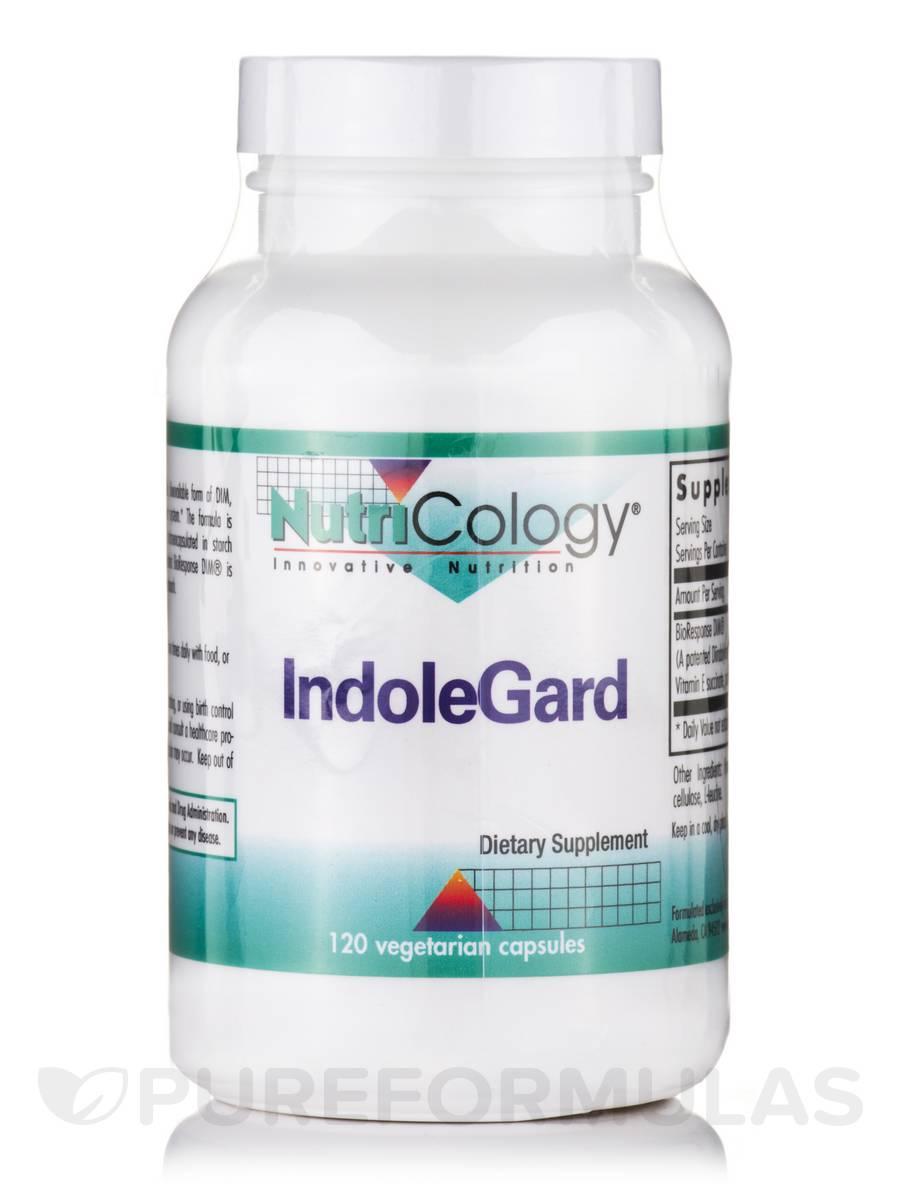 IndoleGard - 120 Vegetarian Capsules