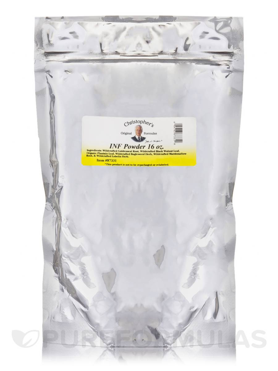 Infection Formula Powder - 16 oz