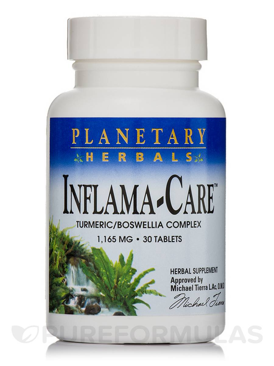 Inflama-Care 1165 mg - 30 Tablets