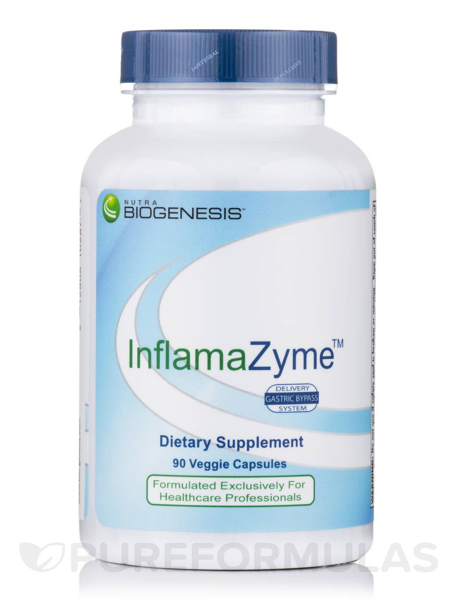 InflamaZyme™ - 90 Veggie Capsules