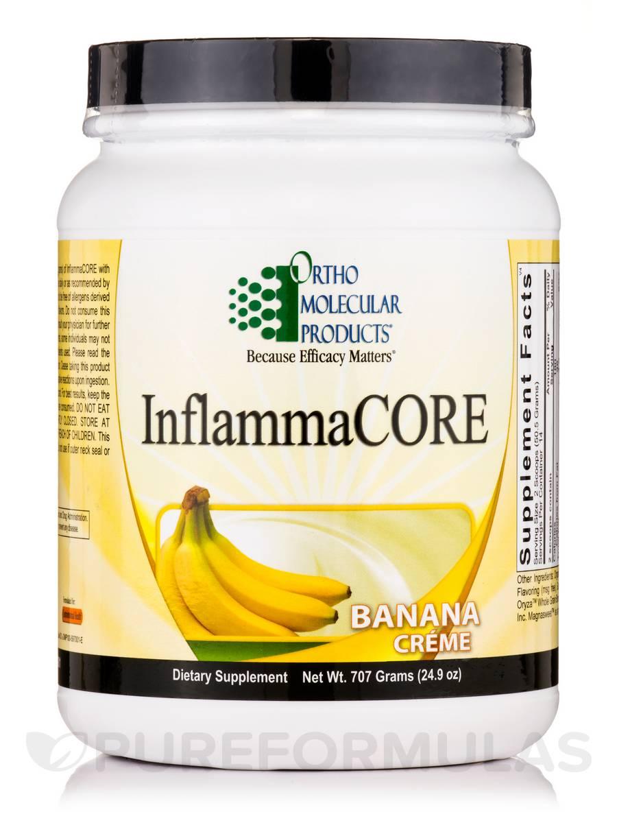 InflammaCORE Banana Creme Flavor - 24.9 oz (707 Grams)