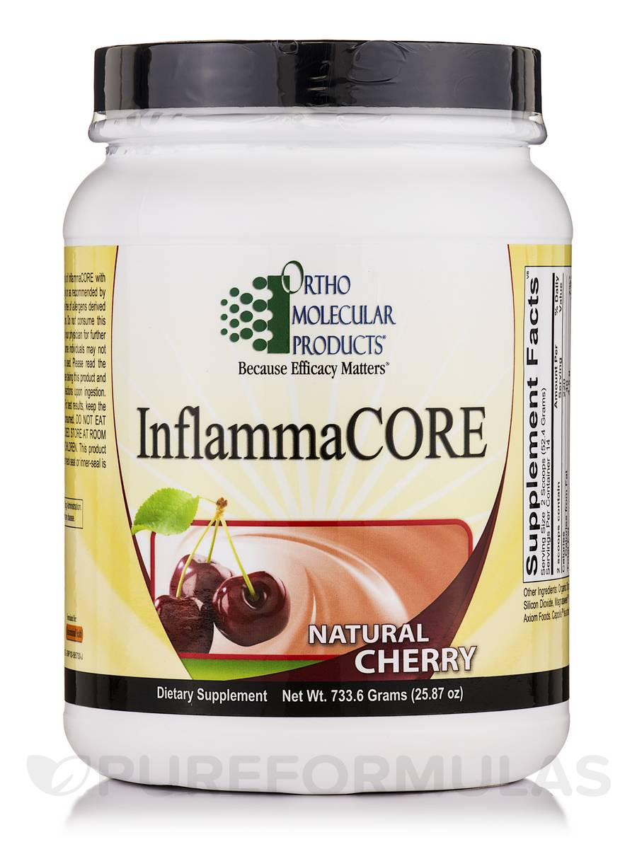 InflammaCORE Natural Cherry Flavor - 25.87 oz (733.6 Grams)