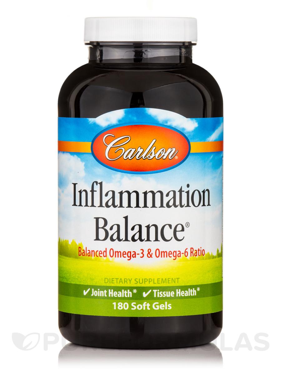 Inflammation Balance - 180 Soft Gels