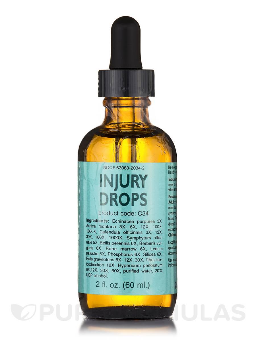 Injury Drops - 2 fl. oz (60 ml)