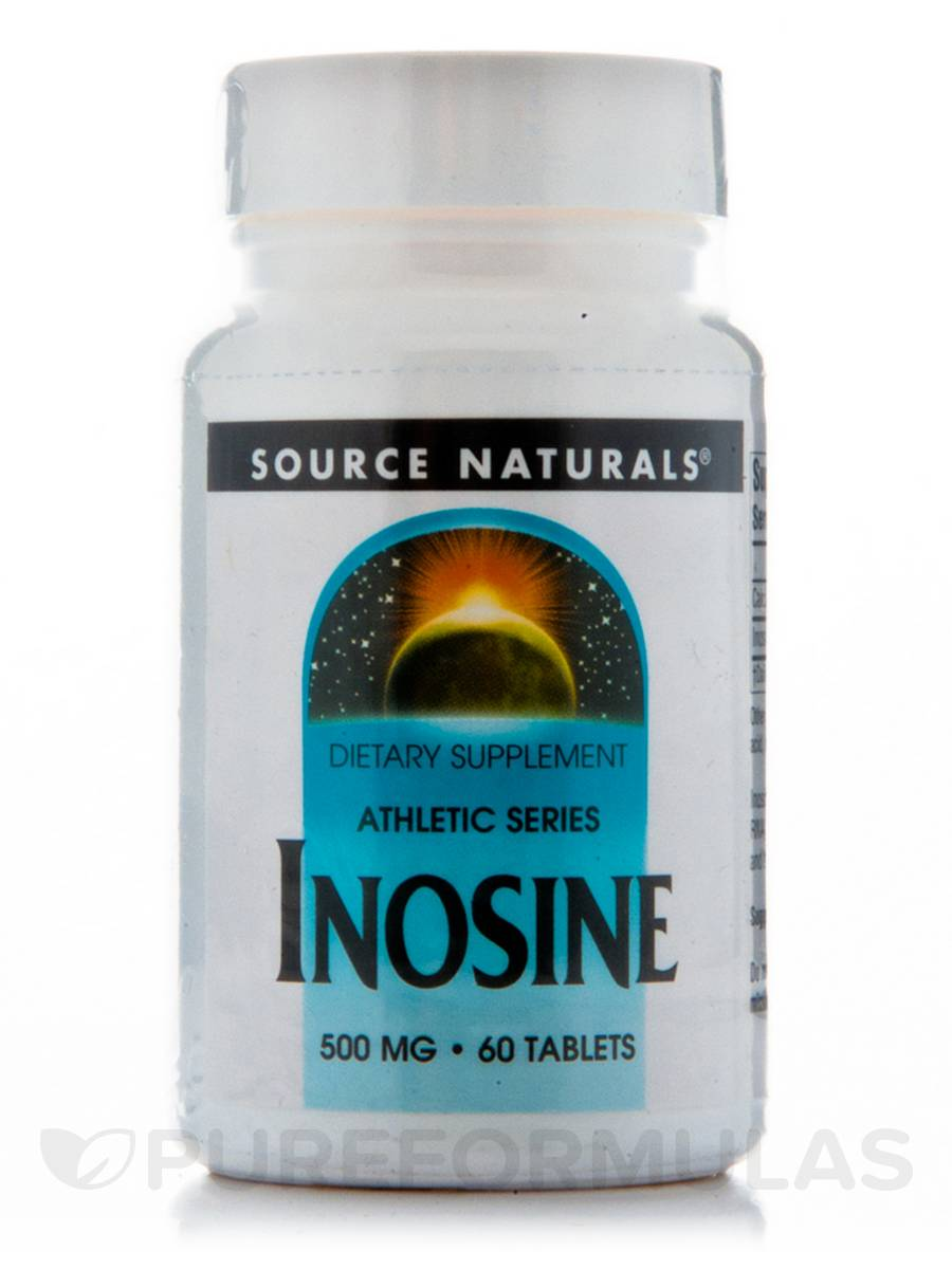 Inosine 500 mg - 60 Tablets
