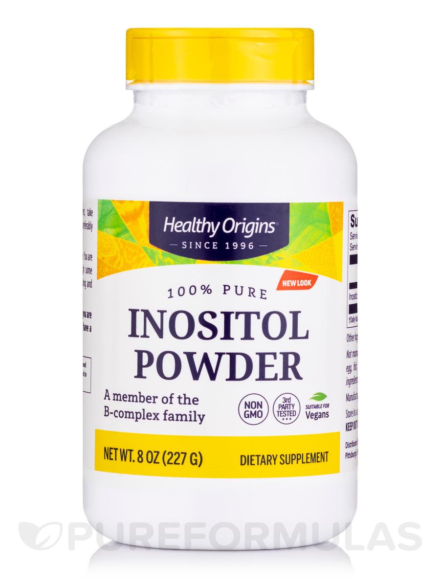 Inositol Powder - 8 oz (226.8 Grams)