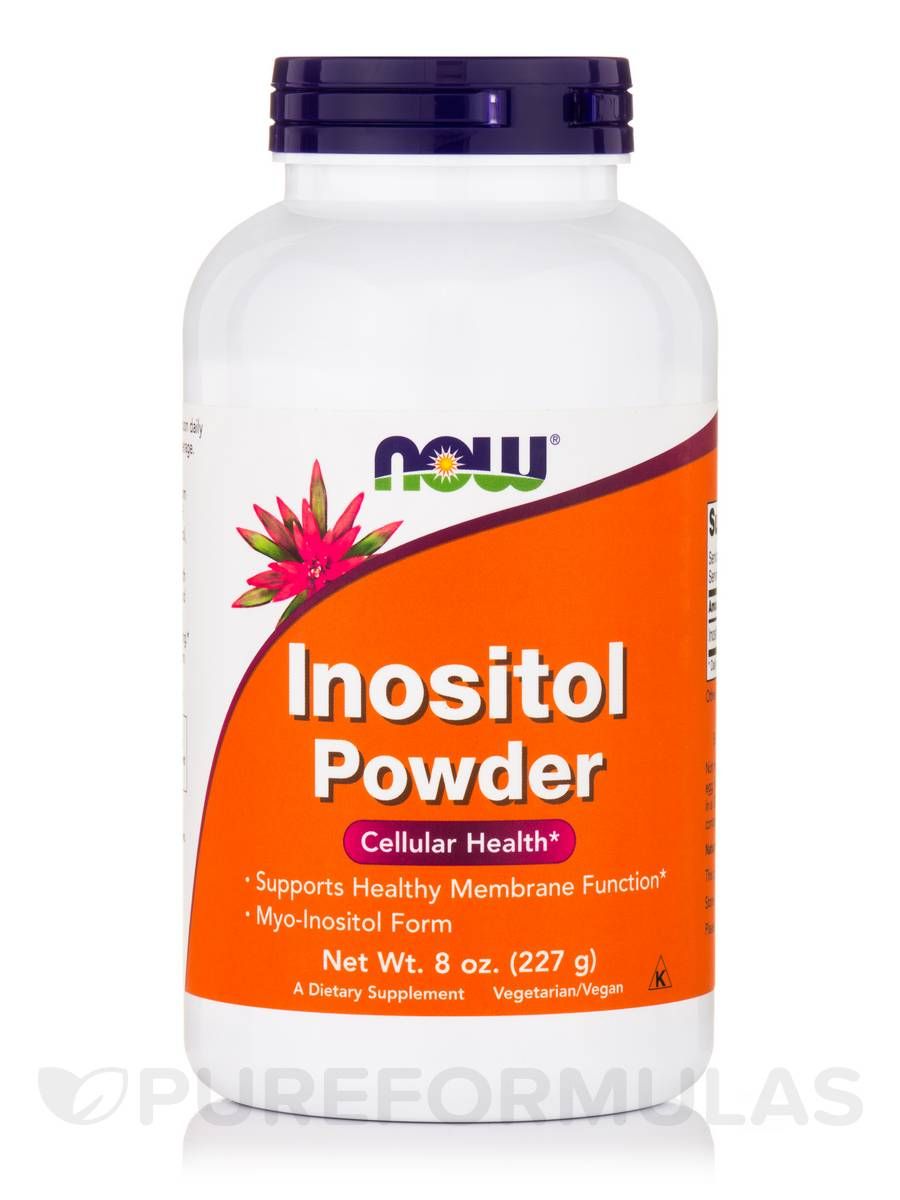 Inositol Powder - 8 oz (227 Grams)