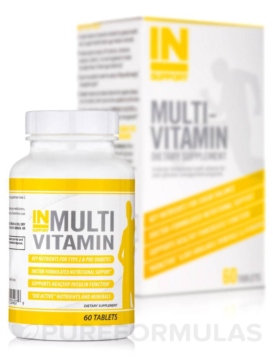 INSupport Multi Vitamin - 60 Tablets