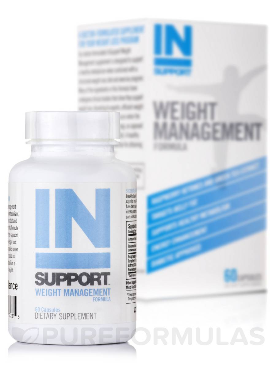 INSupport Weight Management Formula - 60 Capsules