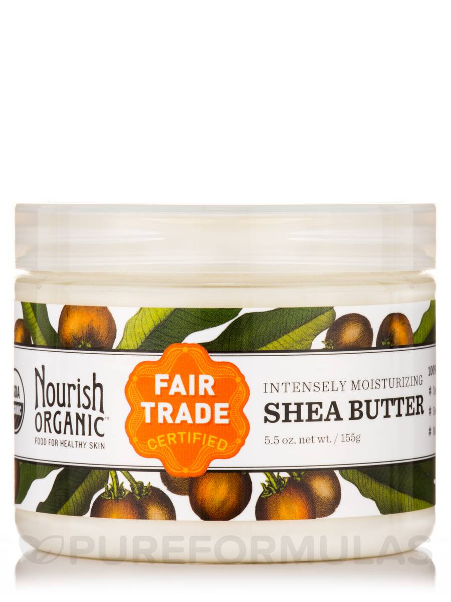 Shea Butter Moisturizing | The Organic Babe