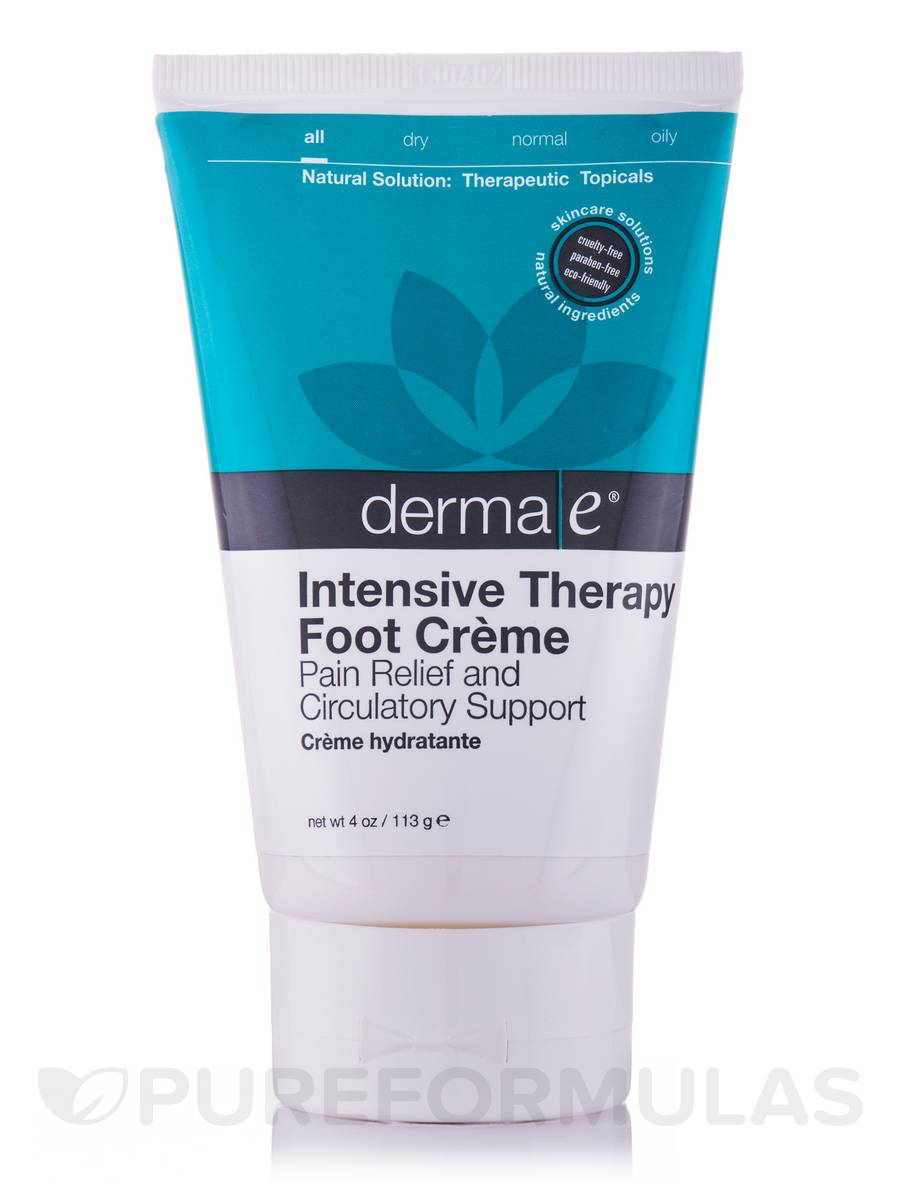Intensive Therapy Foot Creme - 4 oz (113 Grams)