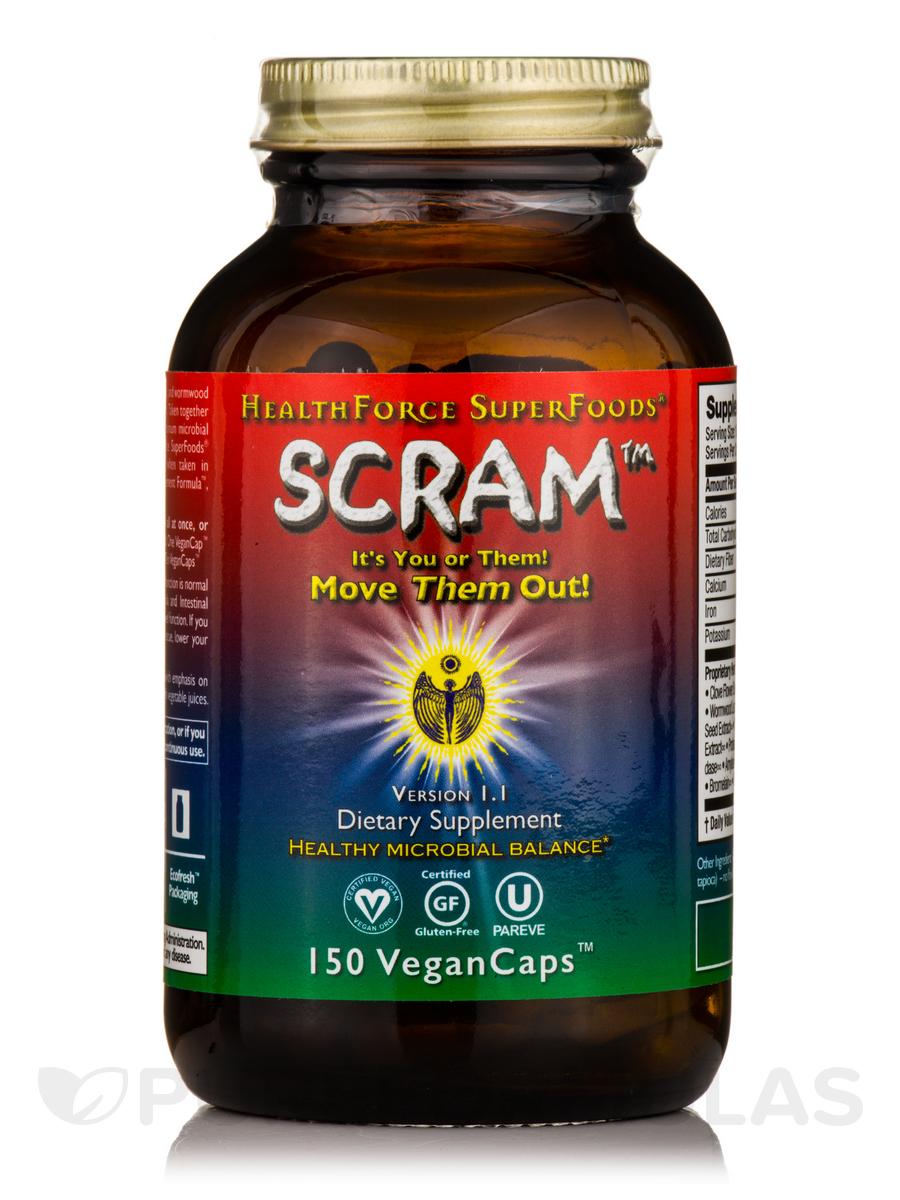SCRAM™ - 150 VeganCaps™