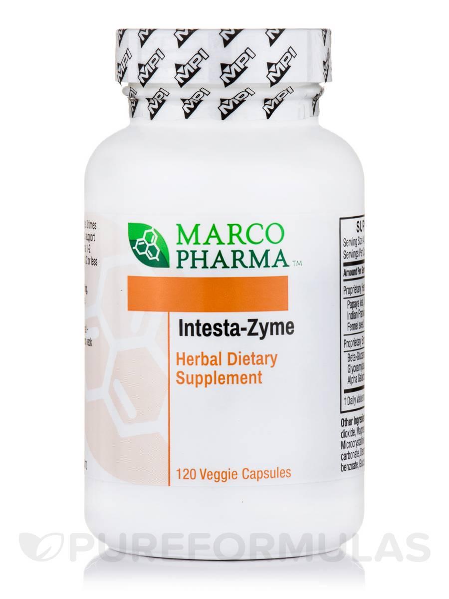 Intesta-Zyme - 120 Veggie Capsules