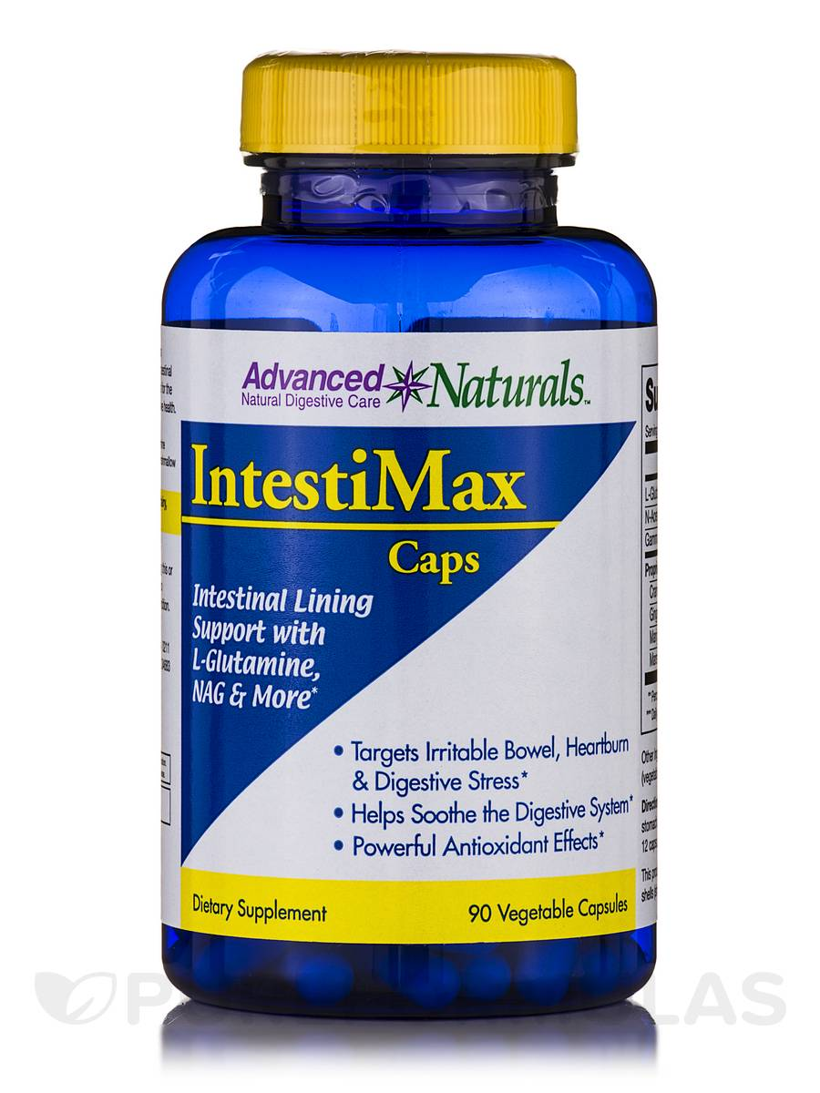 IntestiMax Caps - 90 Capsules