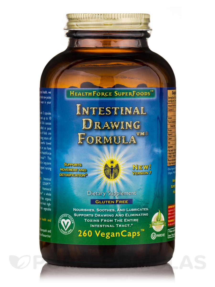 Intestinal Drawing Formula™ - 260 Vegan Capsules