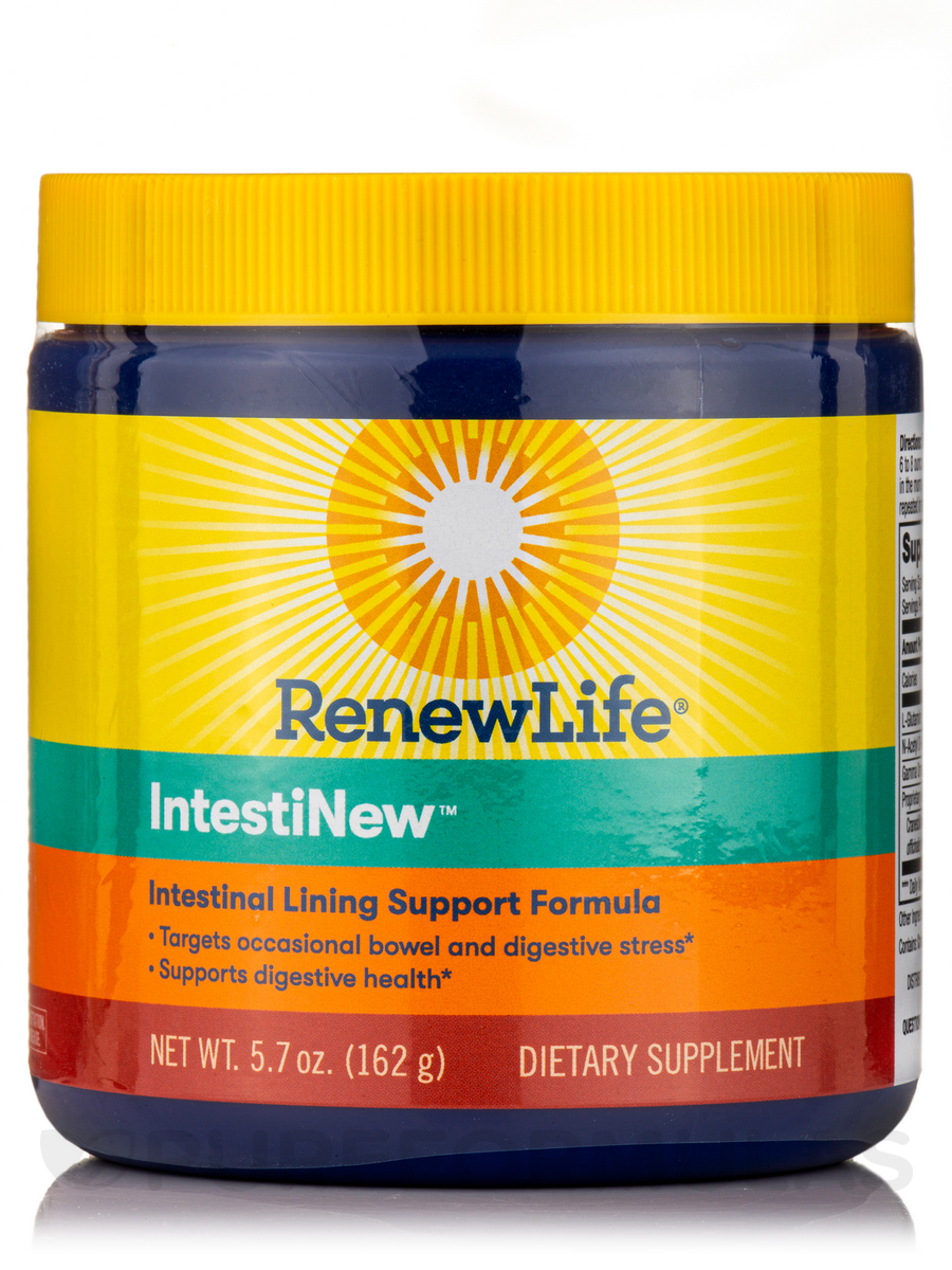 IntestiNew™ Powder - 5.7 oz (162 Grams)