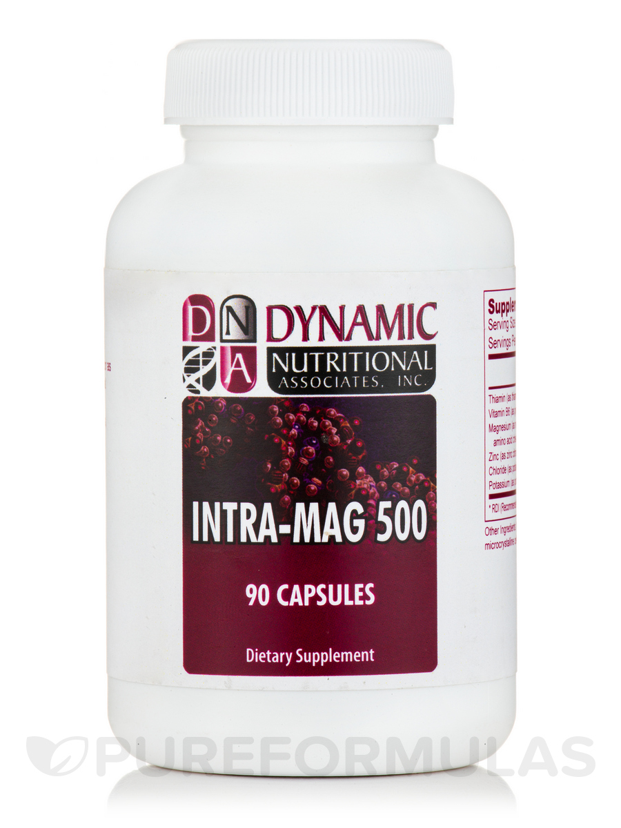Intra-Mag 500 - 90 Tablets