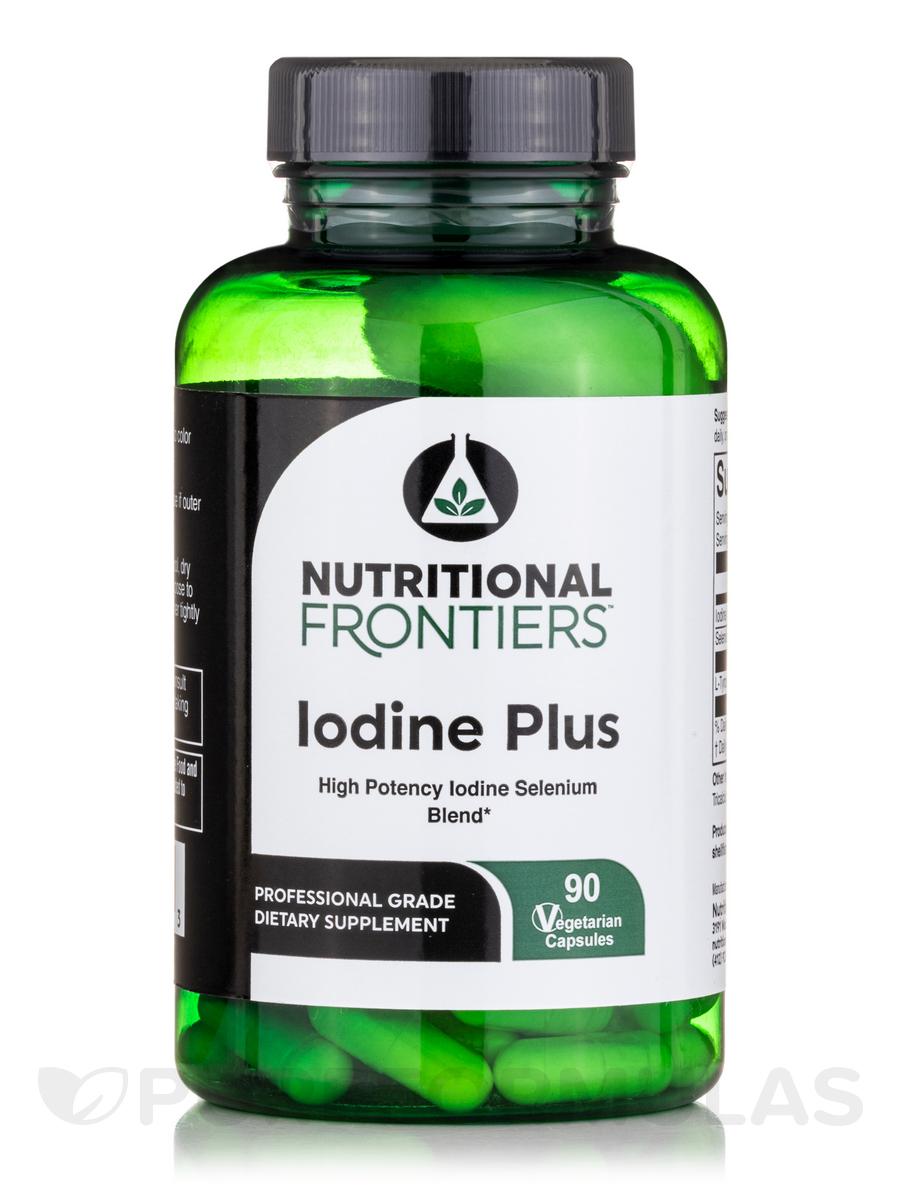Iodine Plus - 90 Vegetarian Capsules