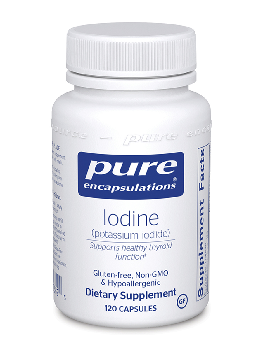 Best Natural Form Of Iodine