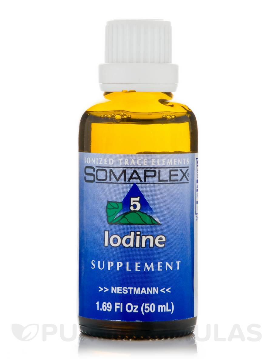 Iodine - 1.69 fl. oz (50 ml)