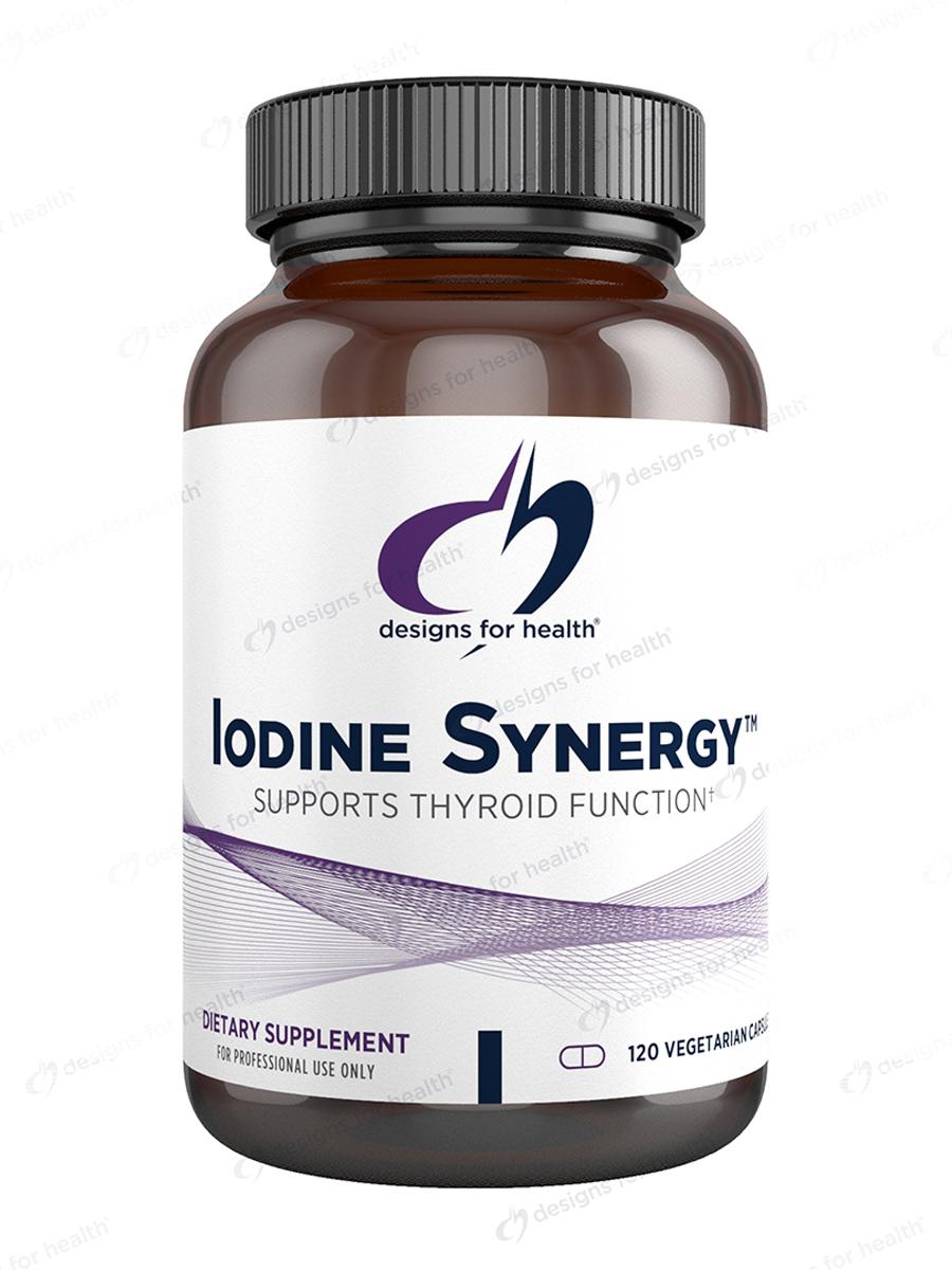 Iodine Synergy - 120 Vegetarian Capsules