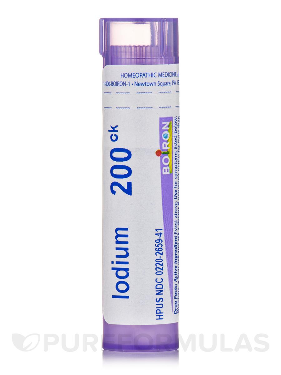 Iodium 200ck